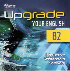 Upgrade Your English [B2]: Interactive Whiteboard Software