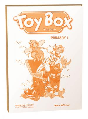 Toy Box 1: Test book