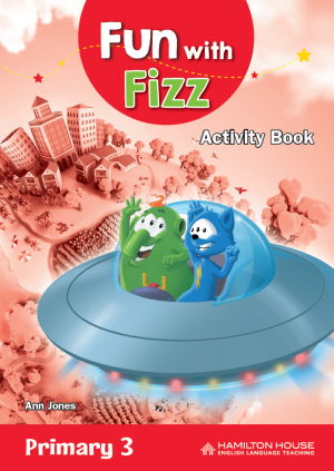 Fun with Fizz 3: Activity book
