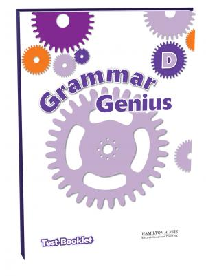 Grammar Genius 4: Test booklet
