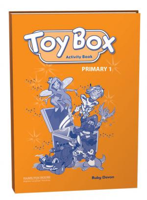 Toy Box 1: Activity book