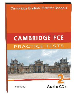 Practice Tests for First (FCE) 2: Audio CDs