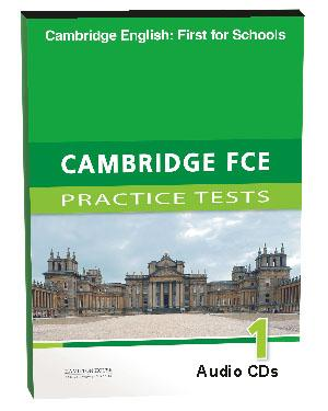 Practice Tests for First (FCE) 1: Audio CDs