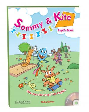 Sammy & Kite: Pupil's Book + Audio CD + Stickers