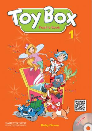 Toy Box 1: Pupil's book + E-book + Picture Dictionary