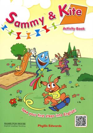 Sammy & Kite: Activity book