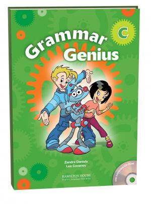 Grammar Genius 3: Student's book with interactive CD-ROM