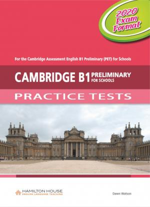 Practice Tests for PET: Student's book