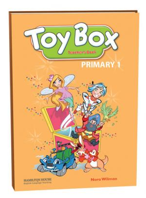 Toy Box 1: Teacher's book